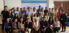 2nd workshop in Nepal group photo